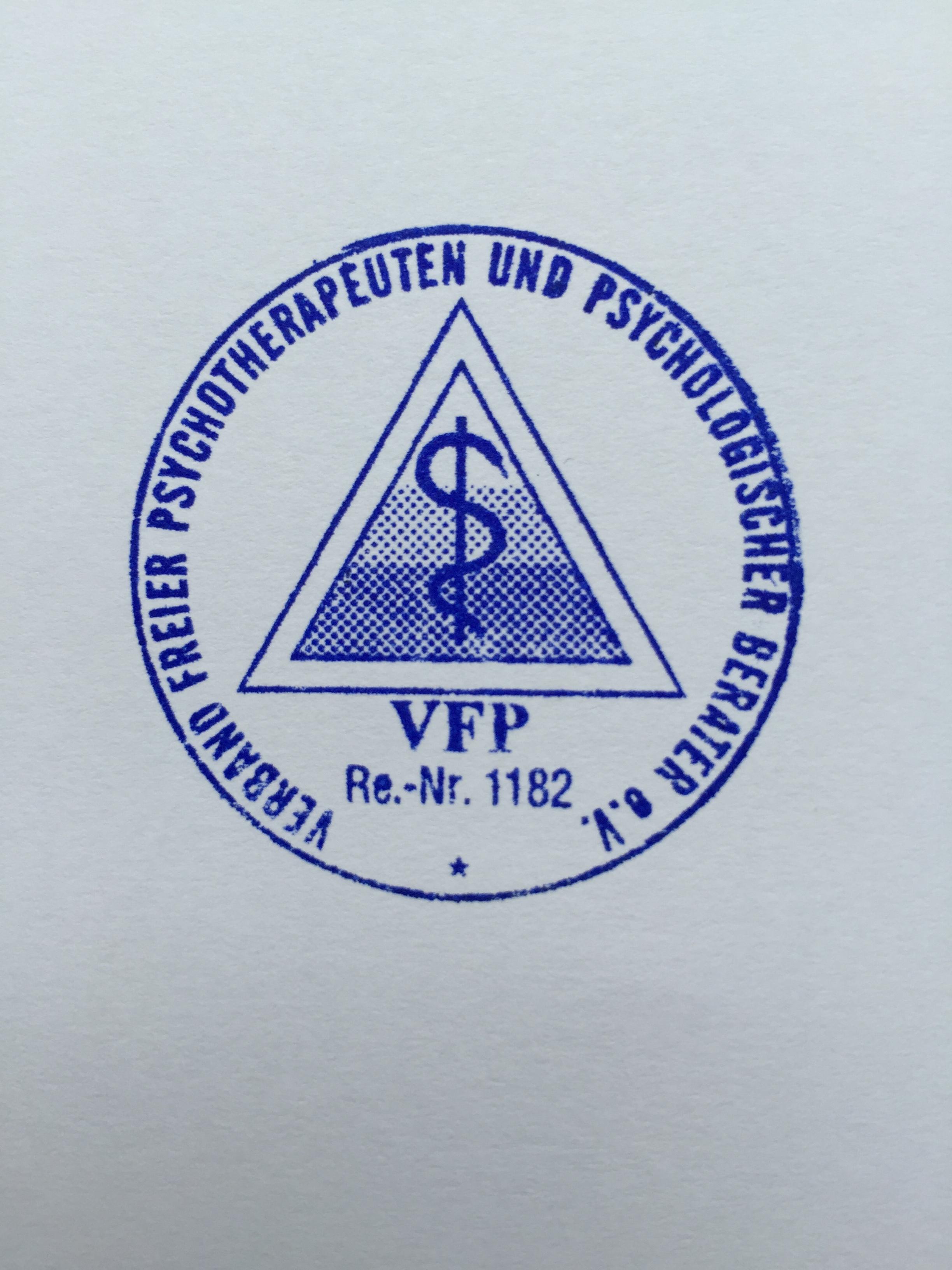 Mitgliedsstempel VFP