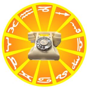 Astro-Telefon - Astrologische Beratung am DIAP Telefon
