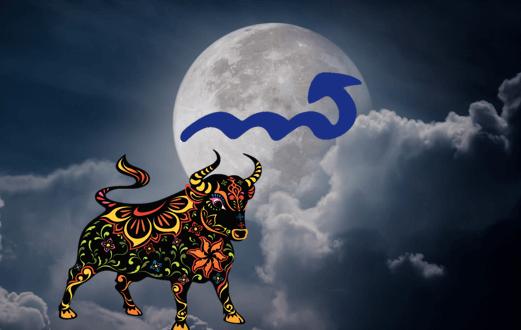 April-Vollmond 2018 - Skorpion-Mond