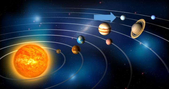 Wassermann 2019 - Uranus im All