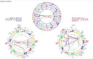Berater Studium FS 2 Klick Horoskop Häuser