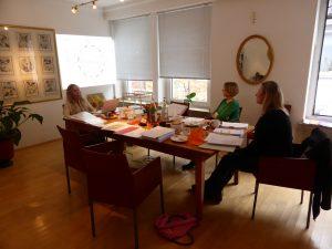 Seminare im DIAP kleine Gruppe