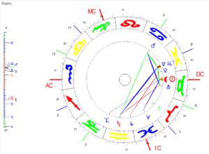 Stier Neumond 2021 Radix Grafik